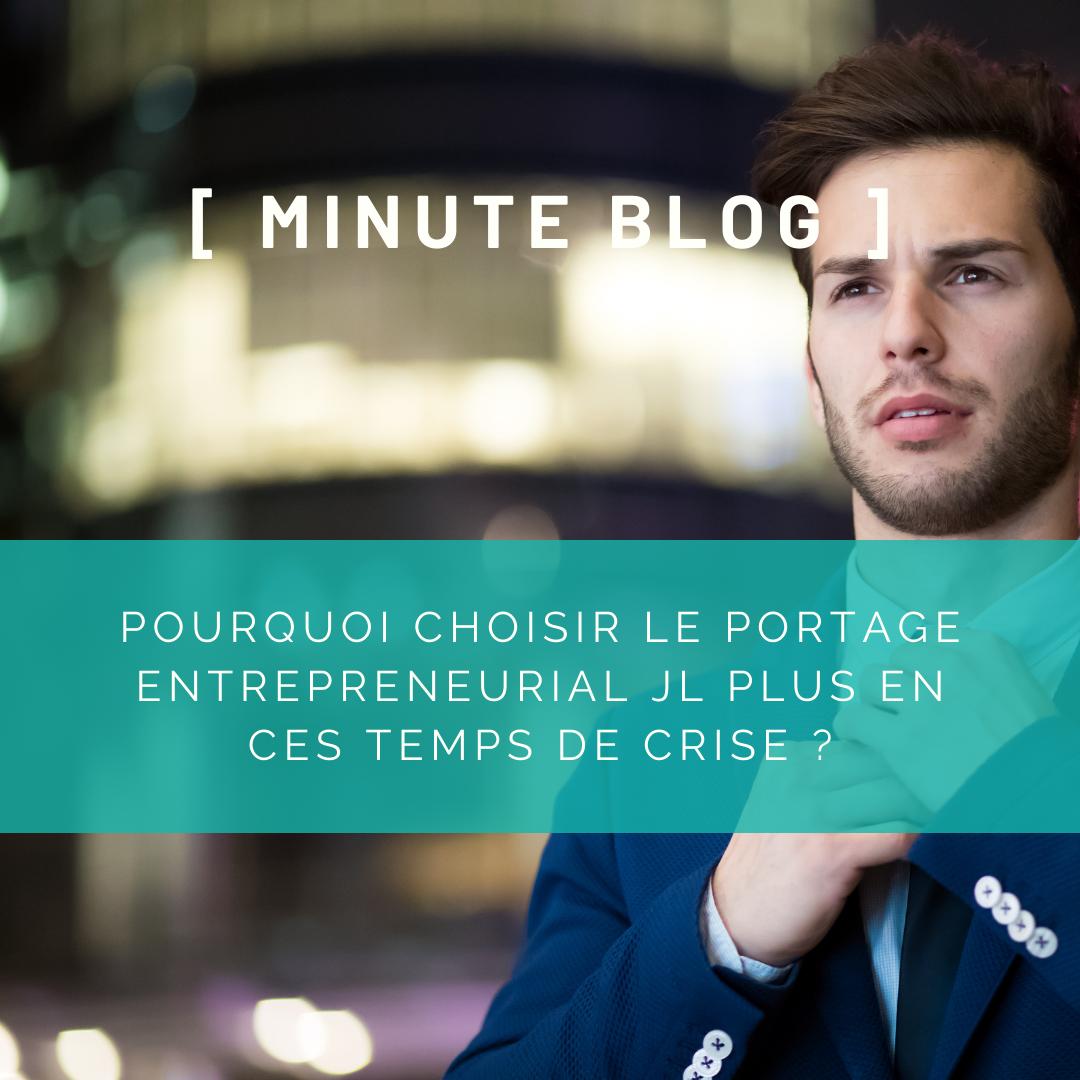Portage entrepreneurial JL PLUS